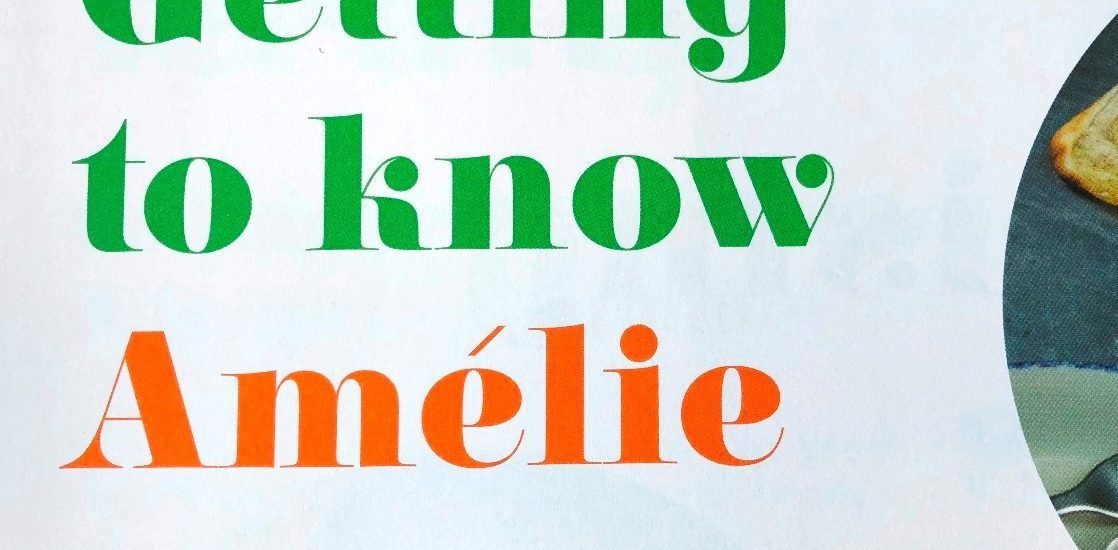 What the Grafton Press has to say about Amelie Restaurant