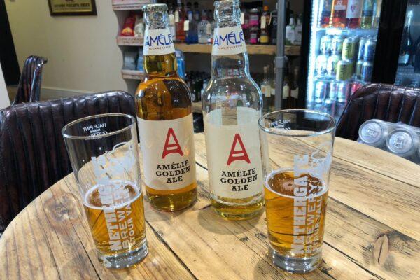 Amelie Golden Ale