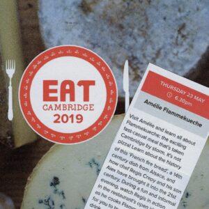 Eat Cambridge 2019 logo