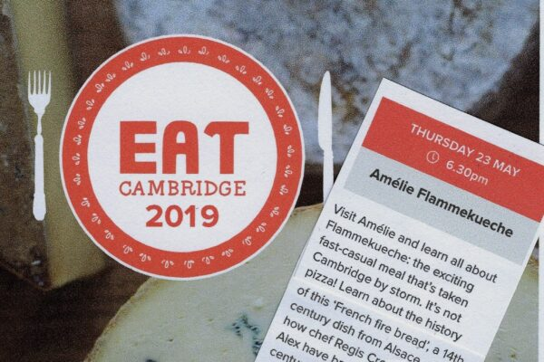 Eat Cambridge 2019 logo