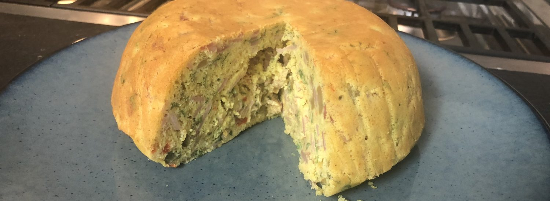 Savoury Cake – Gateau Apero